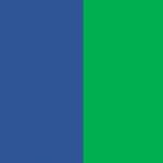 כחול ירוק