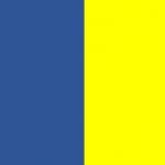 כחול צהוב